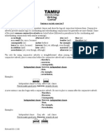 Sentencevarietyexercise5--conjunctiveadverbsAB