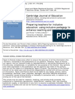 Inclusive Pedagogy