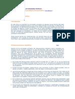 Teorías Derivadas de Los Paradigmas Teóricos (Interaccionismo Simbolico - Etnometodología)