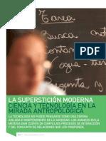 Ciencia y Tecnologia en La Mirada Antropologica