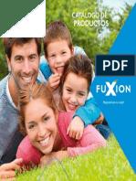 Catalogo de Productos Fuxion