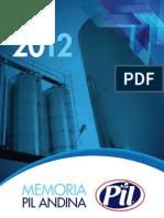 Pil Andina - Memoria2012