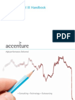 Accenture Basel III Handbook