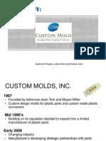 Custom Molds Case Study