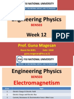 Engineering Physics 11 Electromagnetism