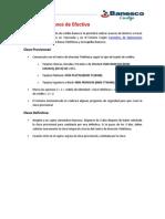 Manual Para ExtraCredito Banesco