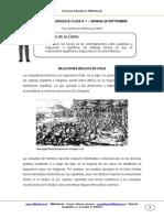 Guia de Aprendizaje Historia 5basico Semana 28 Septiembre