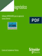 Guía de Diagnóstico - Software WIRESHARK Para La Captura de Tramas Ethernet v2