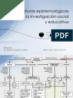 1.Posturas Epistemológicas en La Investigación Pedagógica