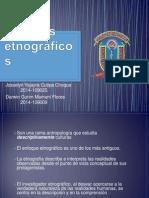 METODOS ETNOGRAFICOS