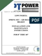 Wpt__spring Set Brake Air Release