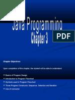 Basic Java Chapter 3