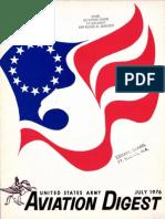 Army Aviation Digest - Jul 1976