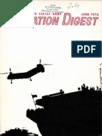 Army Aviation Digest - Jun 1976