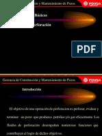 Clase Fluidos de Perforación