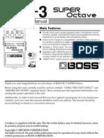 boss_oc3 User Manual