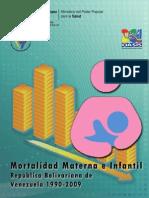 1 .MortalidadMaternaeInfantilVenezuela1999 2009,1de25