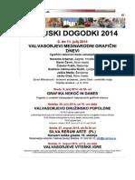 Grad Bogenšperk . Grajski Dogodki, July 2014