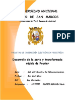 Informe 2 Laboratorio de Introduccion a Las Telecomunicaciones