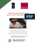 Analisis de Riesgo en Plantas Quimicas (España)
