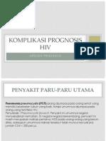Komplikasi Prognosis Hiv