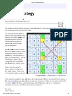Sudoku X-Wing Strategy, Sudokuwiki