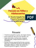 Psicosis en Niños y Adolescentes