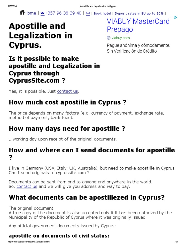 Apostille and legalization in cyprus society social institutions aiddatafo Gallery