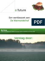 Presentatie Warmonderhof