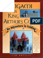Origami in King Arthur's Court by Lew Rozelle
