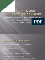 Bankruptcy Proceeding