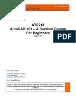 AutoCAD 101  A Survival Course