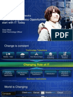 Tommorrows Biz Opportunities Star With IT_CISCO