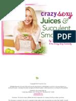 Crazy Sexy Juices eBook