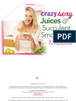 Crazy Sexy Juices eBook