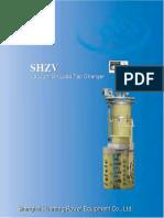 o SHZV Vacuum OLTC Leaflet-Oct.2009