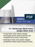 13_3 Sambungan Pada Konstruksi Bangunan Gedung