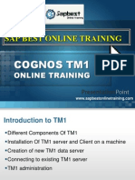 COGNOS pptORACLE APPS DBA ONLINE TRAINING | ORACLE APPS DBA Project Support | ORACLE APPS DBA Certification Training