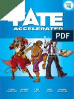 Fate Accelerated Edition PDF