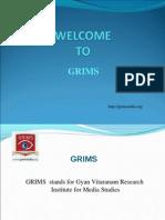 GV Research Institute for Media Studies