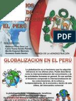 Diapos Beneficios y Costos de La Globalizacion en El Peru