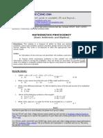 Math Module 1