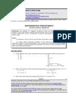 Math Module 2