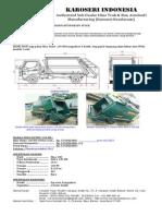 Hino Dutro 130 HD Kompaktor Ready Stock 26 Maret 2013