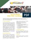 flyer scrum master with psm 1 certification v1