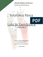 Lista de Exercícios Inferência_prof. Luana Pereira_2013_1 (1)