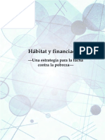Hábitat y Financiación
