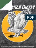 Army Aviation Digest - Mar 1974