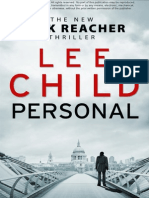 July - Free Chapter - PERSONAL by Lee Child