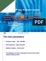 5 1 1 RFID UHF Tag Antenna Design